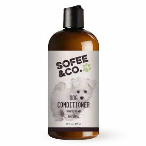 best all-natural dog shampoos
