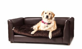 Keet Fluffy Deluxe Pet Bed